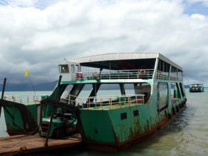 Centrepoint Ferry Koh Chang