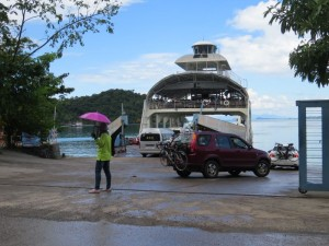 Koh Chang Car Ferry